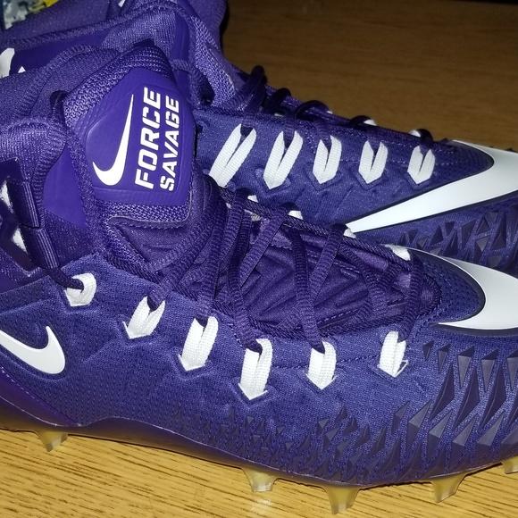 978c86407d2 The Nike Force Savage Pro Men s Football Cleat. M 5c747f3dc89e1d66bda499f2
